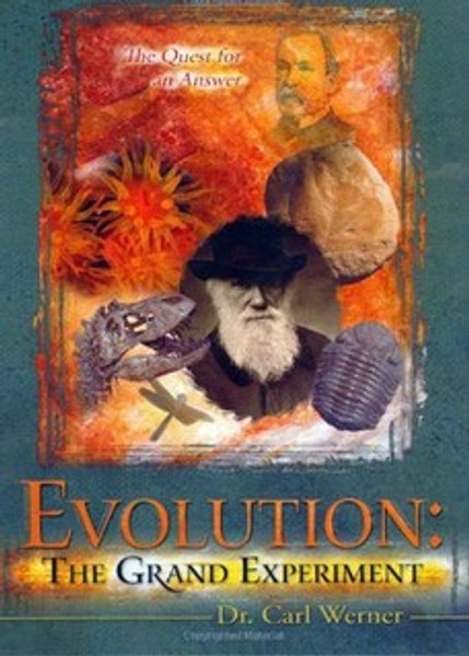 Evolution: The Grand Experiment DVD