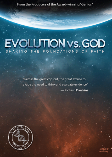 Evolution vs. God - DVD