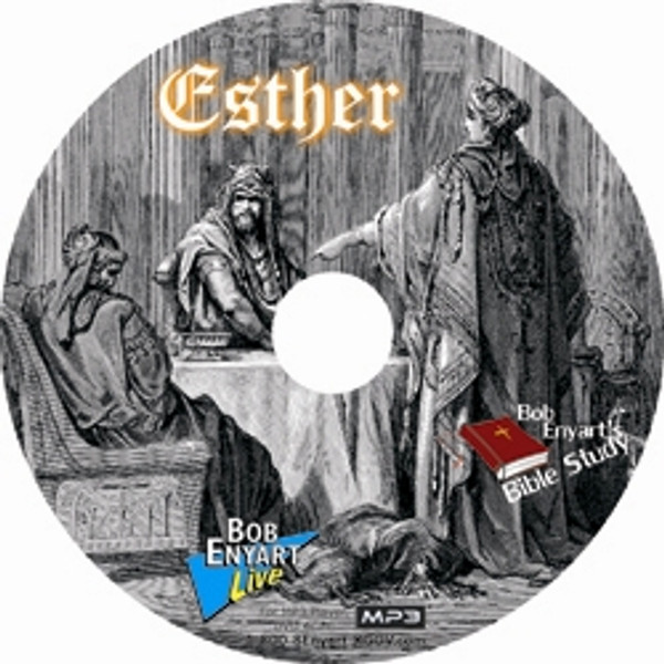 Esther MP3-CD or MP3 Download