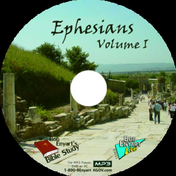 Ephesians Vol. I  MP3-CD or MP3 Download