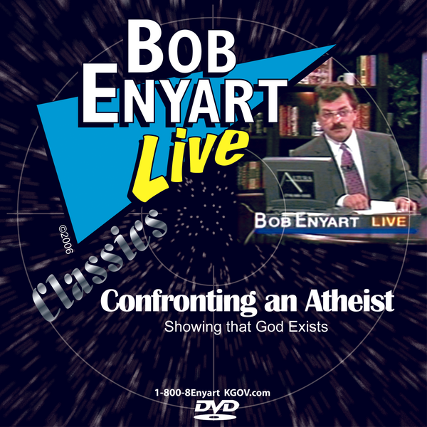 Confronting an Atheist - DVD or Video Download