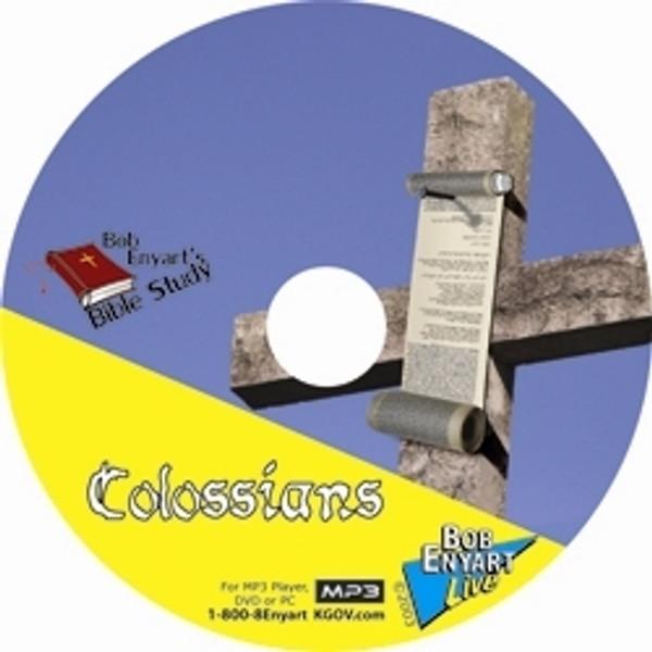 Colossians - MP3-CD or MP3 Download