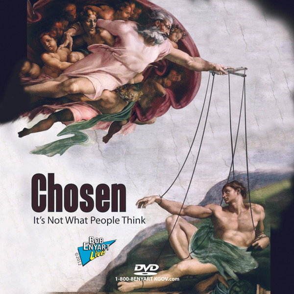 Chosen - It's Not What People Think - Blu-ray, DVD or Video Download