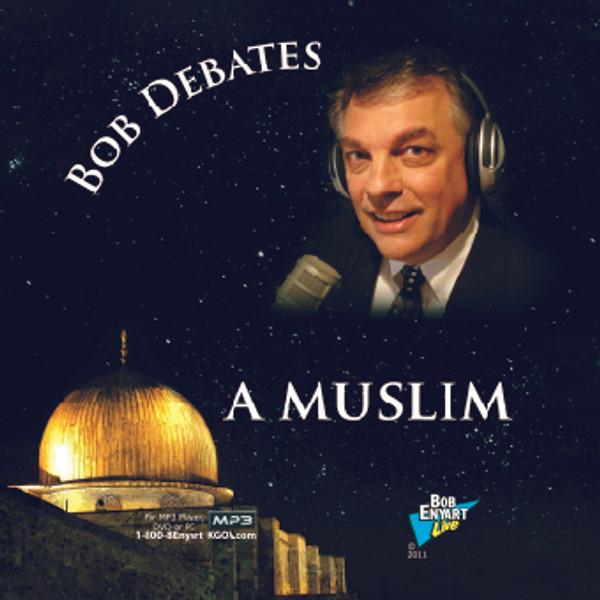 Bob Debates a Muslim - MP3-CD or MP3 Download