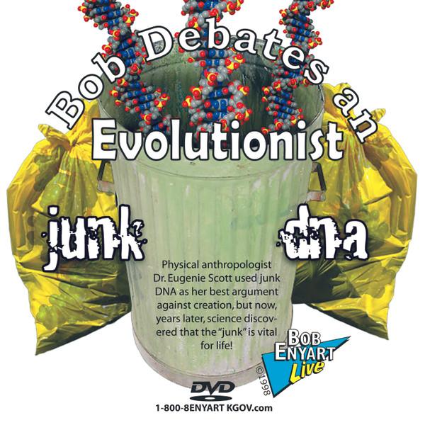 Bob Debates an Evolutionist - DVD or Video Download