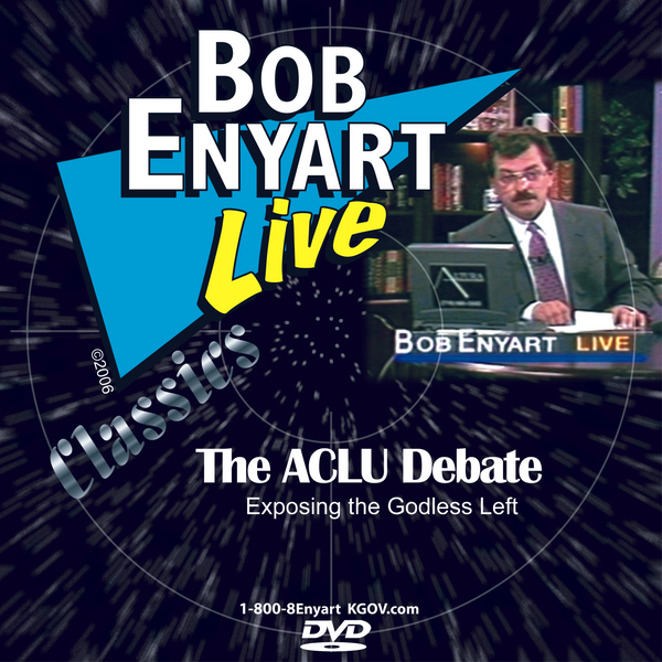 Bob Debates ACLU Leader DVD or Video Download