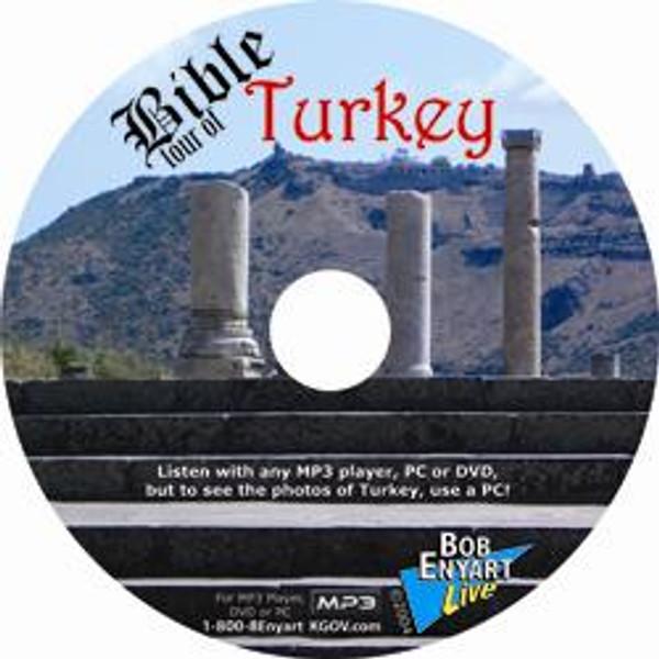 Bible Tour of Turkey