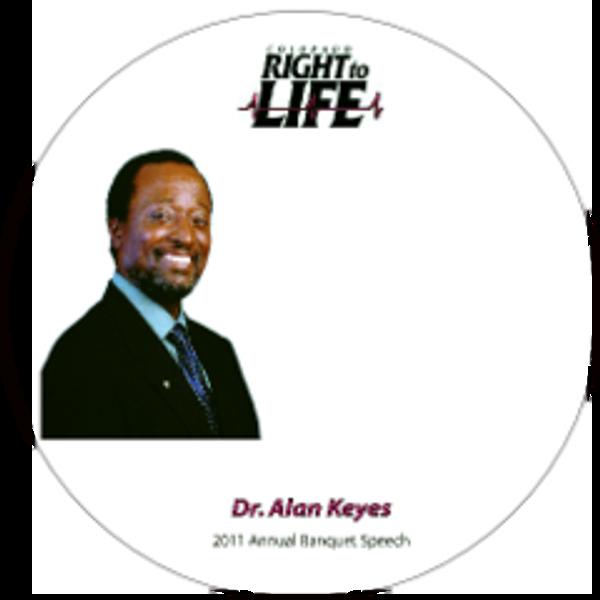 Alan Keyes 2011 Speech to CRTL - DVD