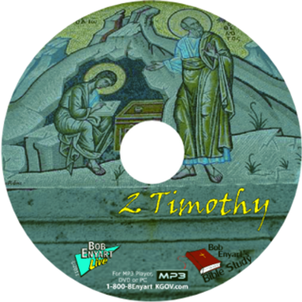 2 Timothy MP3-CD or MP3 Download