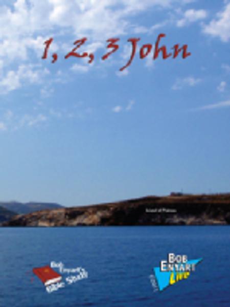 1, 2, 3 Epistles of John DVD
