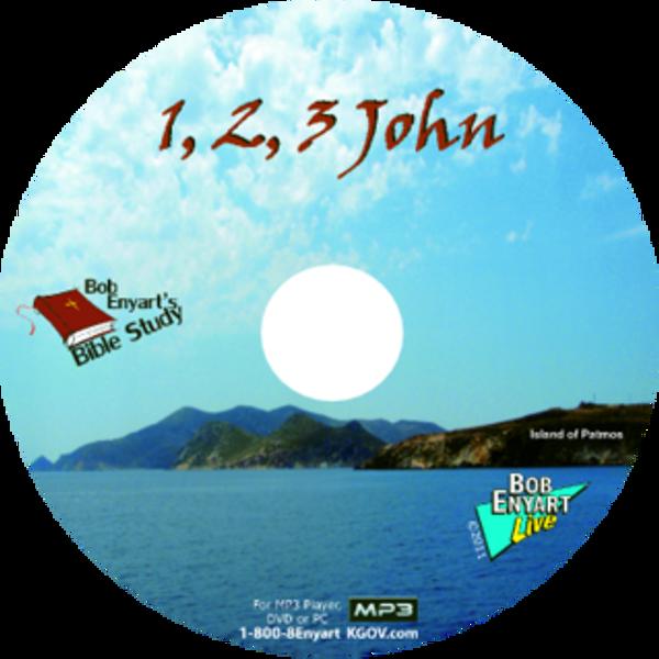 1, 2, 3 John MP3-CD or MP3 Download