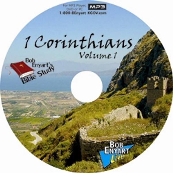 1 Corinthians Vol. I MP3-CD or MP3 Download