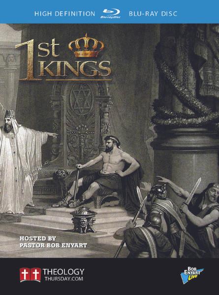 1 Kings - Blu-ray, DVD Set or Video Download