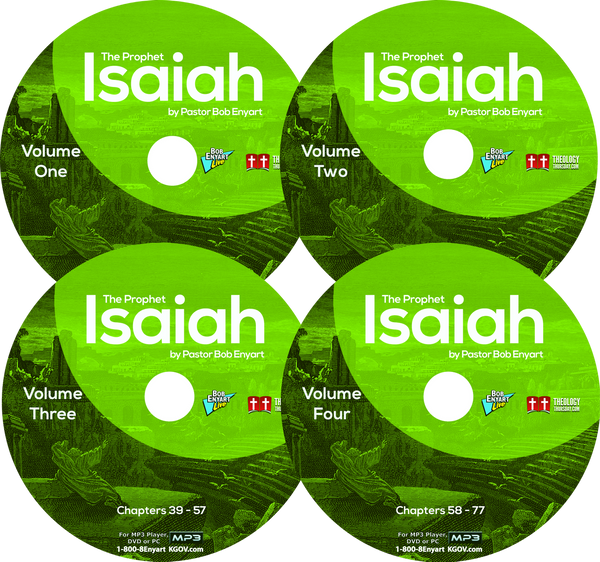 Isaiah MP3-CD or Download
