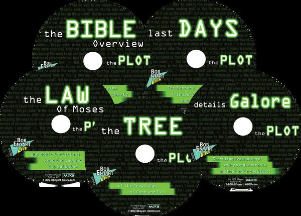 The Plot - Audio Set