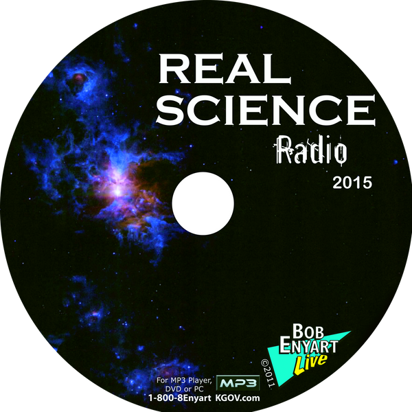 Real Science Radio 2015 MP3-CD