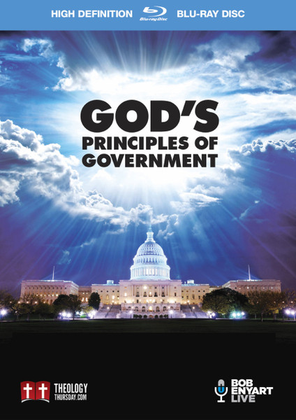God's Principles of Government - 2 DVD Set, 2 Blu-ray Set, Video Download