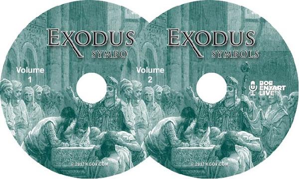 Exodus Symbols MP3-CD SET OR MP3 DOWNLOAD
