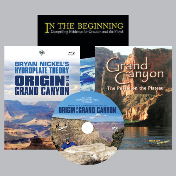 Grand Canyon Special (book, videos, & RSR audio)