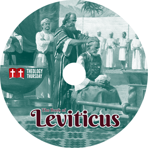 Leviticus MP3-CD or download