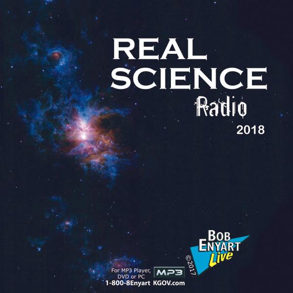Real Science Radio 2018 MP3-CD