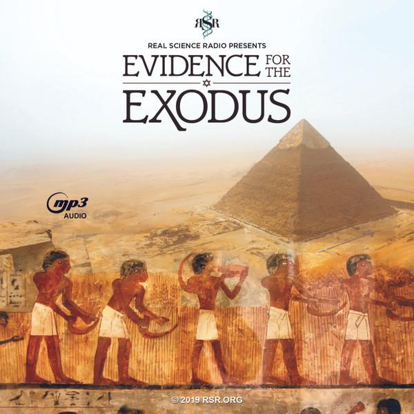 RSR Evidence for the Exodus MP3-CD