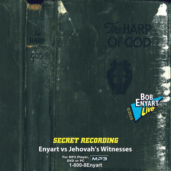 Secret Recording Enyart Vs. Jehovah's Witnesses MP3-Audio CD