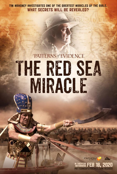 Patterns of Evidence: The Red Sea Miracle