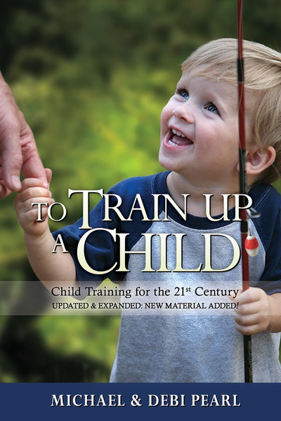 To Train Up A Child (Book) + Tyrant Dad (MP3)