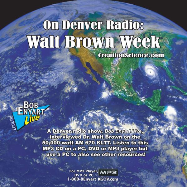 Walt Brown Week MP3
