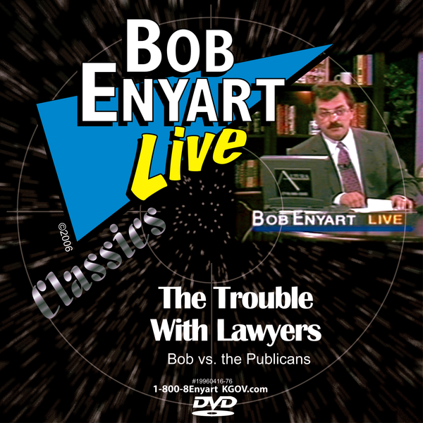 The Trouble With Lawyers DVD or Video Download