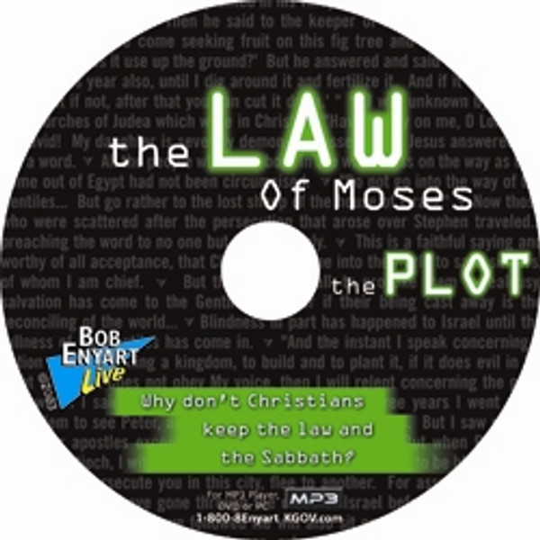 Bob Enyart's Bible study, The Law of Moses