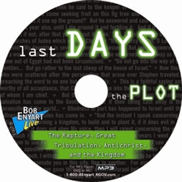 The Plot: Last Days