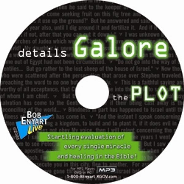 The Plot: Details Galore
