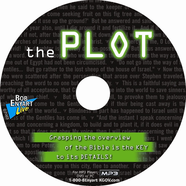 The Plot: Bible Overview