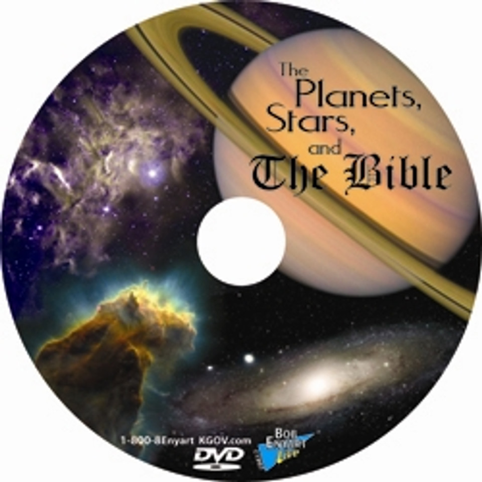 BEL's The Planets, Stars and the Bible