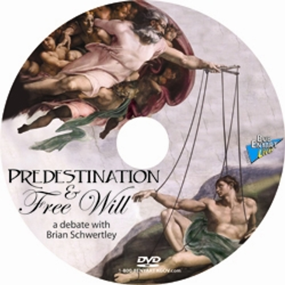 Bob's Predestination & Free Will debate with a Calvinist pastor