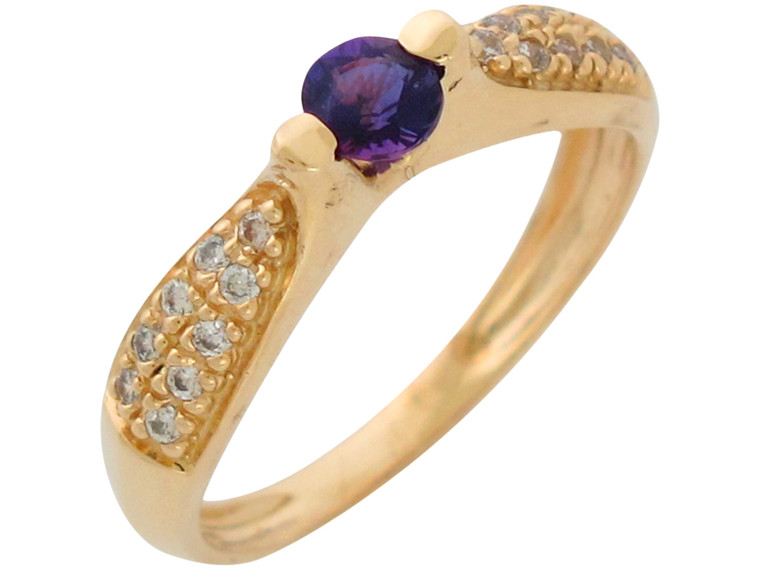 Bold Natural and Diamond Elegant Ladies Ring (JL#10866)