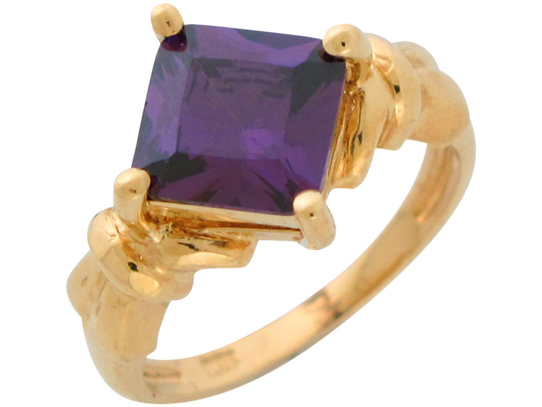 Fancy Chic Natural Accented Ladies Ring (JL#10946)