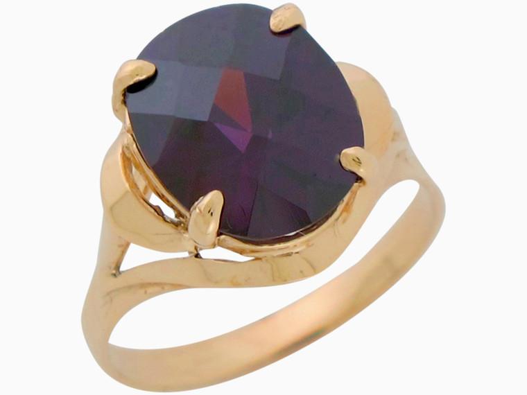 Ladies Elegant Classy Wide Top Ring (JL# R11130)
