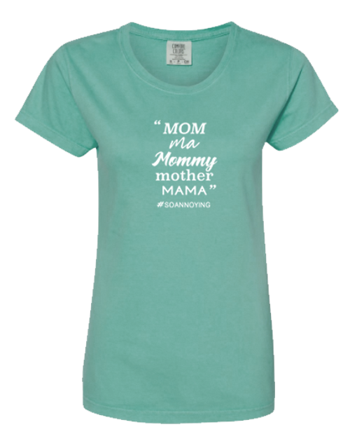 Mom Ma Mommy Mother T-Shirt