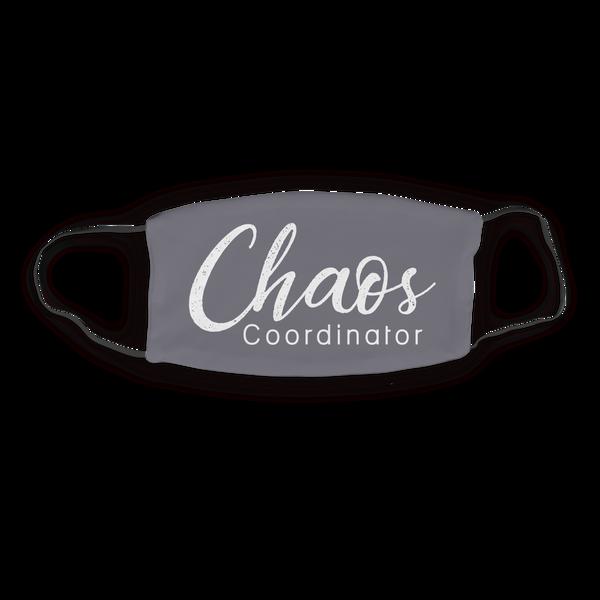 Chaos Coordinator Face Mask