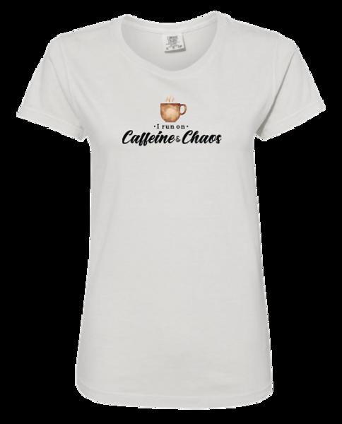 Caffeine & Chaos T-Shirt