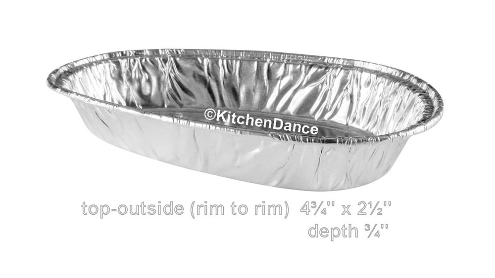 disposable aluminum foil potato shell baking pan