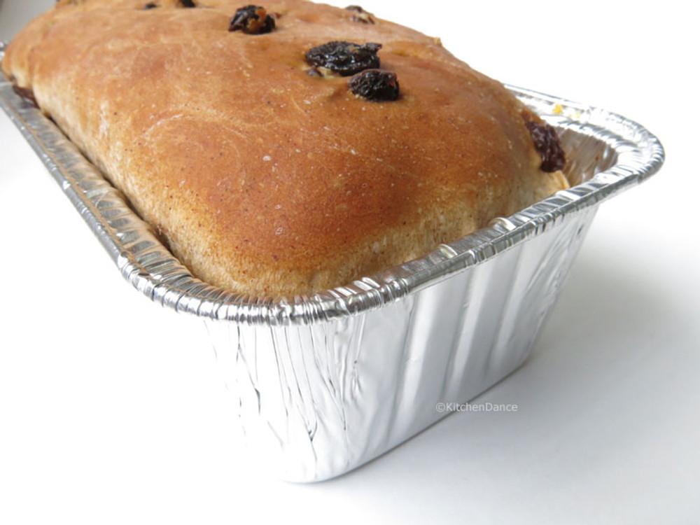 disposable aluminum 2lb. foil loaf pan