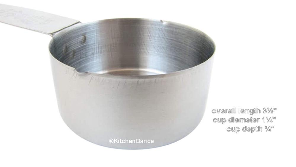 coffee measuring cup, measuring spoon