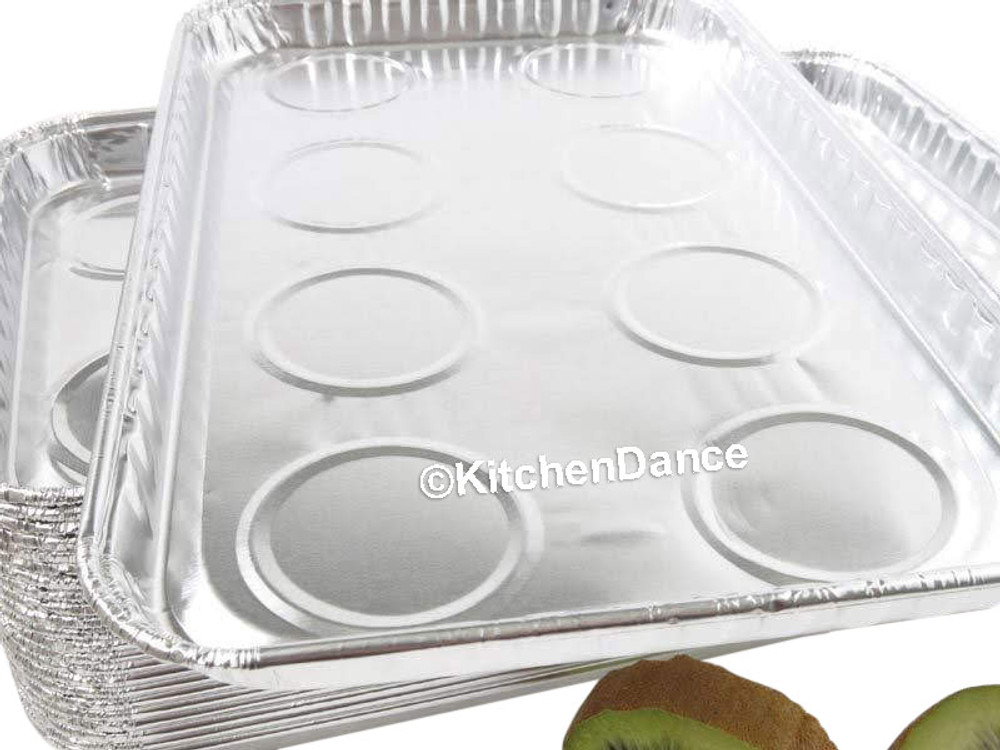 disposable aluminum foil toaster oven tray, cookie sheet