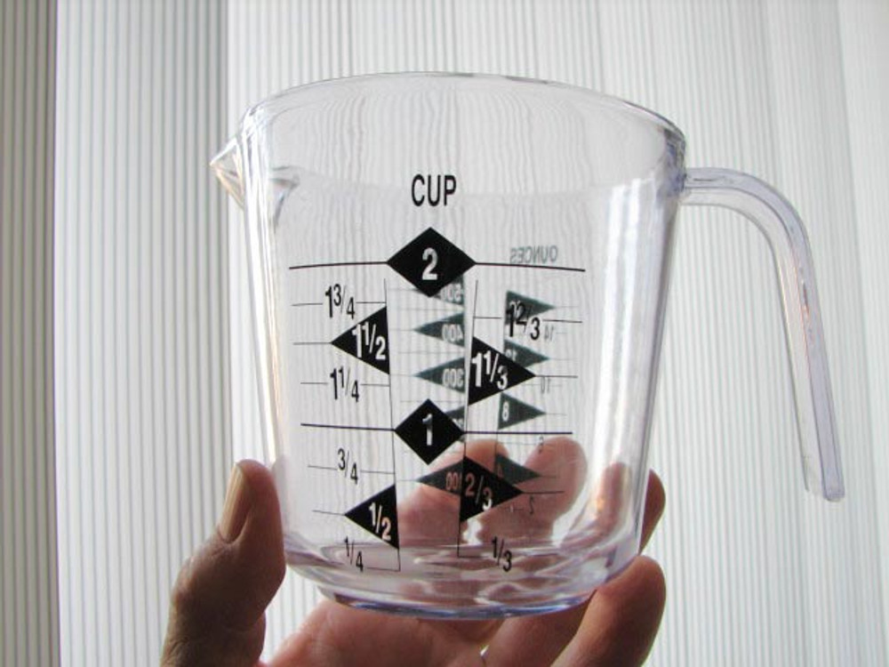 Measuring Cup - Two Cup