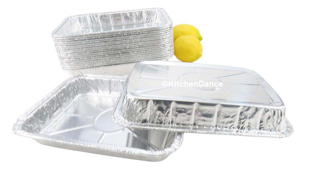 disposable aluminum foil baking pans, boiling pan, food serving pan