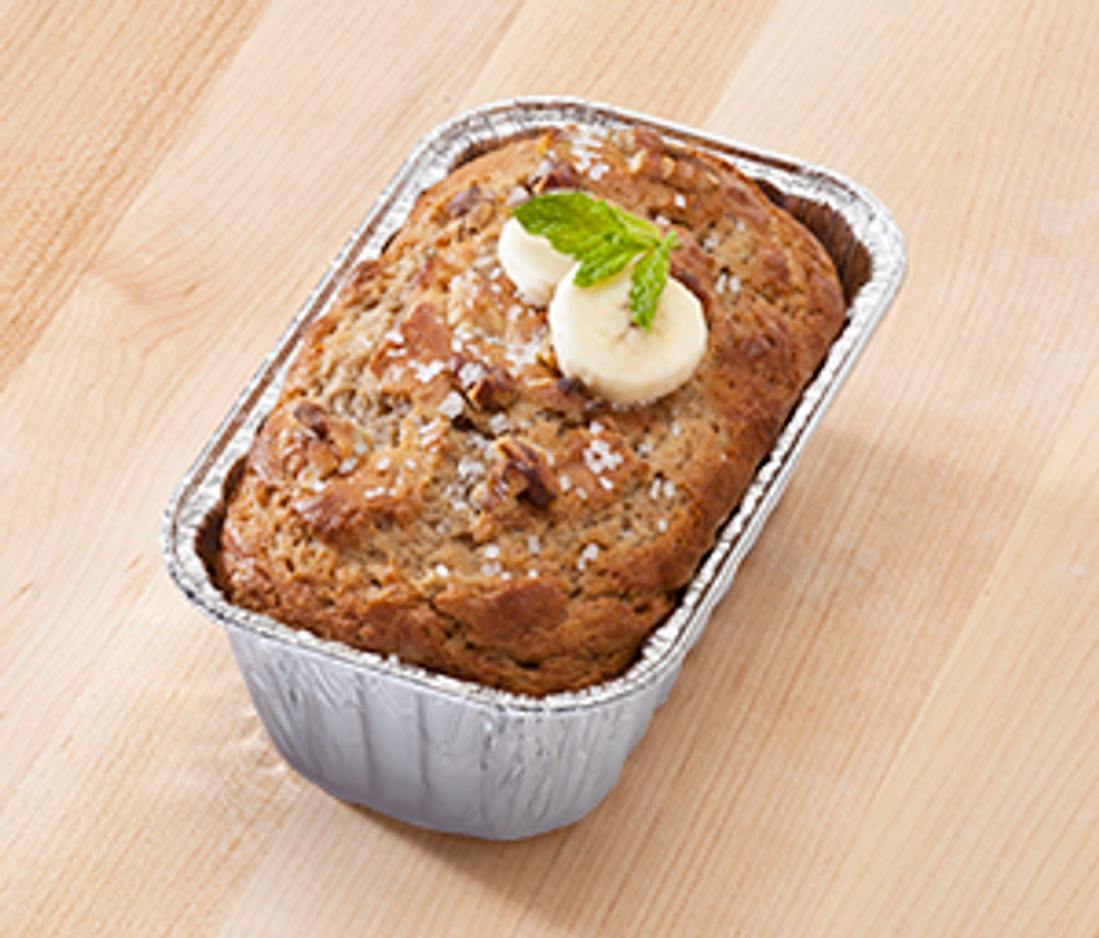 disposable aluminum foil 1lb. loaf pan, baking pan, food containers